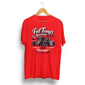 Hot Rod T-Shirts