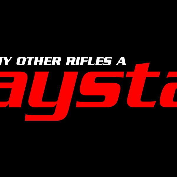 My other rifles a Daystate t-Shirt