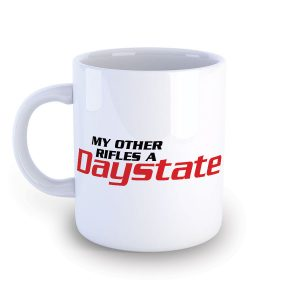 My other rifles a Daystate Mug
