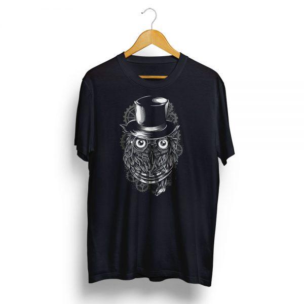 Steampunk Owl T-Shirt