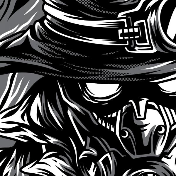 Steampunk Wizard T-shirt
