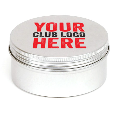 Accessory Pellet Tin Your Club Logo