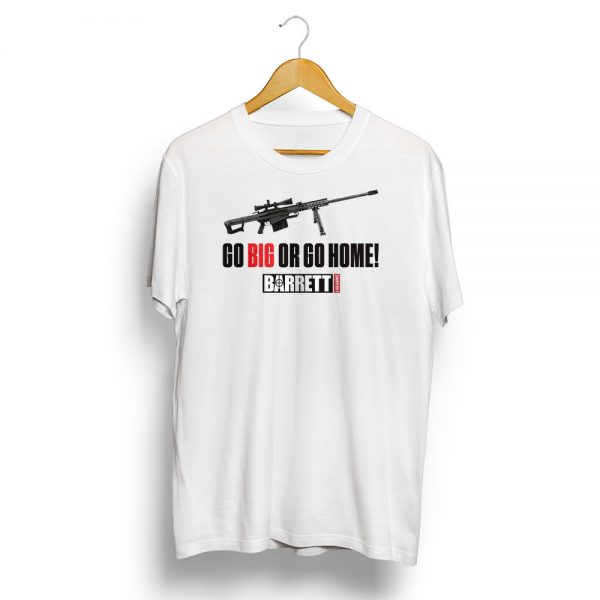 Barrett Firearms M107 T-Shirt White