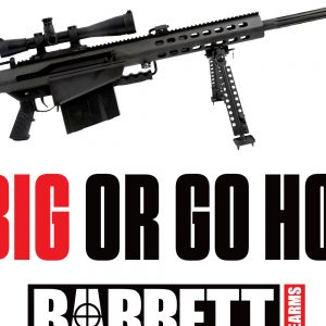 Barrett Firearms M107 T-Shirt White