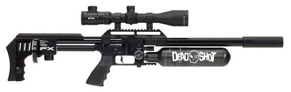 Deadshot Air Rifle Decal