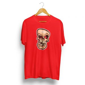 Mad Skull Red T-shirt