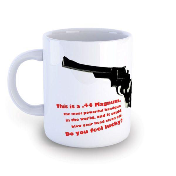 Magnum Force Dirty Harry Mug