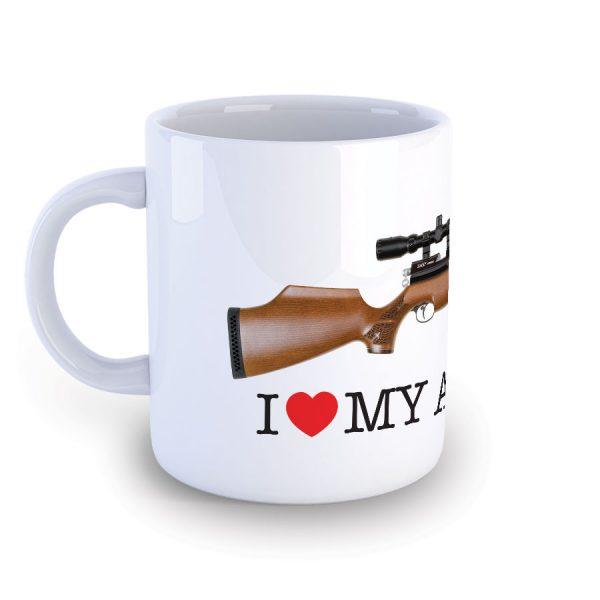 I Love My AA S400 Mug