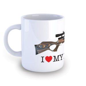 I Love My HW100 Mug