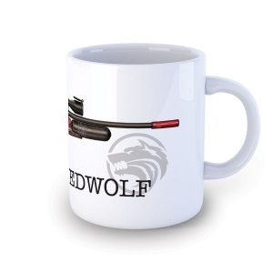 I Love My Daystate Redwolf Mug