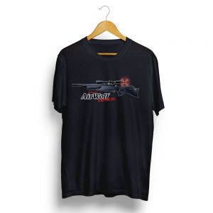 Daystate Airwolf Tactical T-Shirt Black