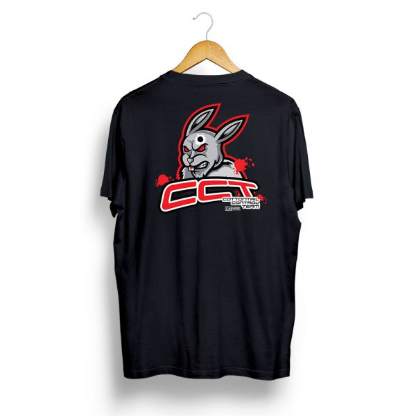 CCT Rabbit Vermin Hunting T-Shirt Black