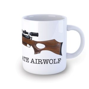 Daystate Airwolf Mug
