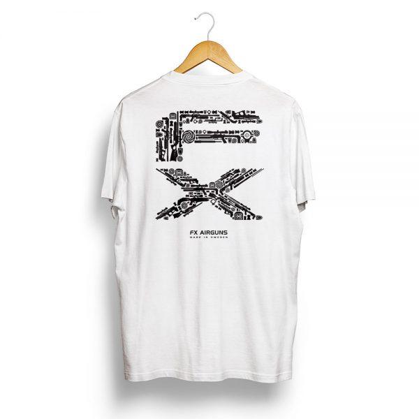 FX Airguns Montage T-Shirt White
