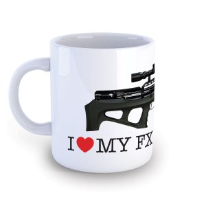 FX Wildcat Mug
