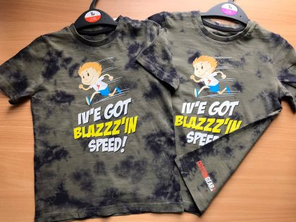 Blazzz'in Speed Kids T-Shirt