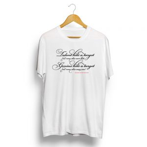 Schopenhauer-Quote-T-Shirt-White