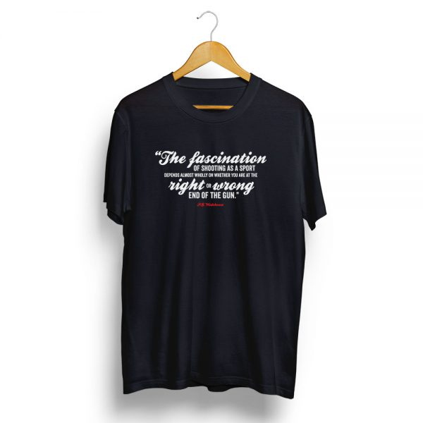 P-G-Wodehouse-Shooting-Quote-T-Shirt-Black