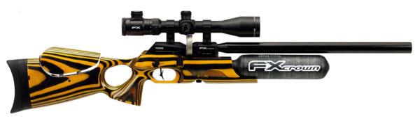 FX Crown Air Rifle Decal